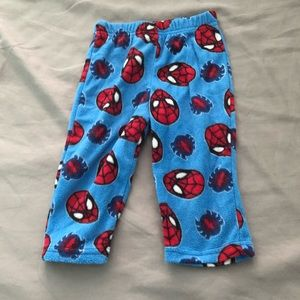 Spider-Man Toddler pants 18 Months